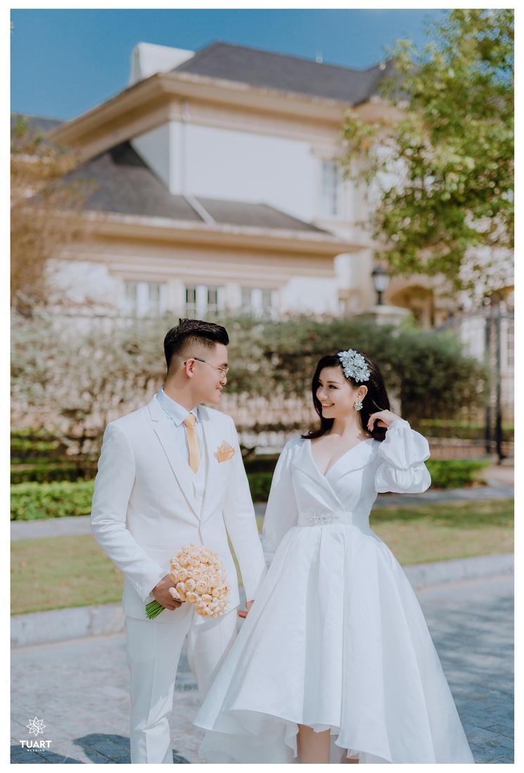 Album chụp ảnh cưới tại Biệt Thự Hoa Hồng : Tùng-Hường 24