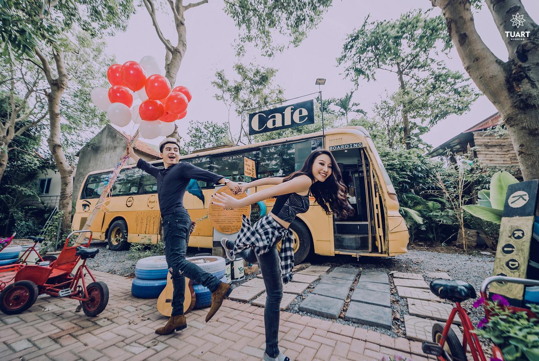 Album chụp ảnh cưới đẹp thành phố xanh Ecopark 25