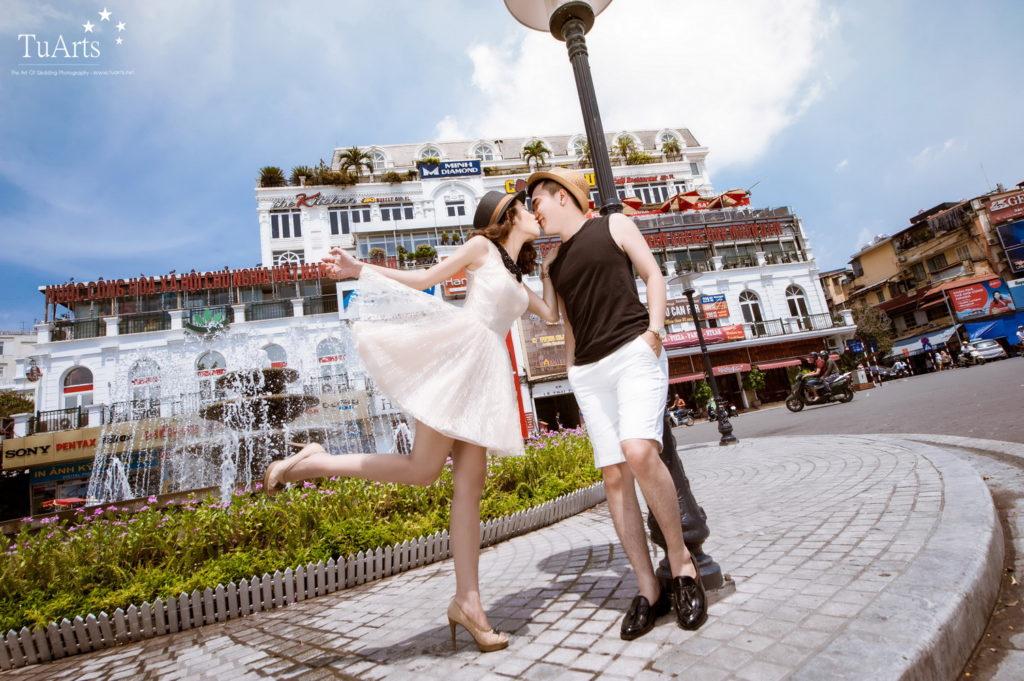 Album tại Smiley : Hiếu & Vân Anh - Album chụp ảnh cưới đẹp 25