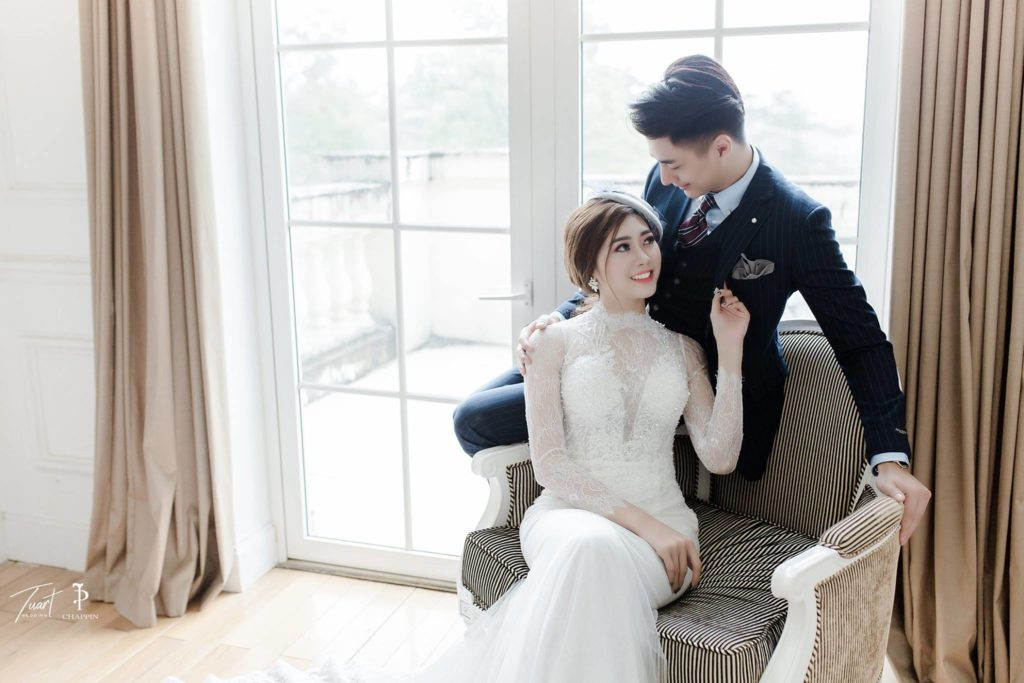 Album chụp ảnh cưới đẹp tại Biệt Thự Hoa Hồng 25