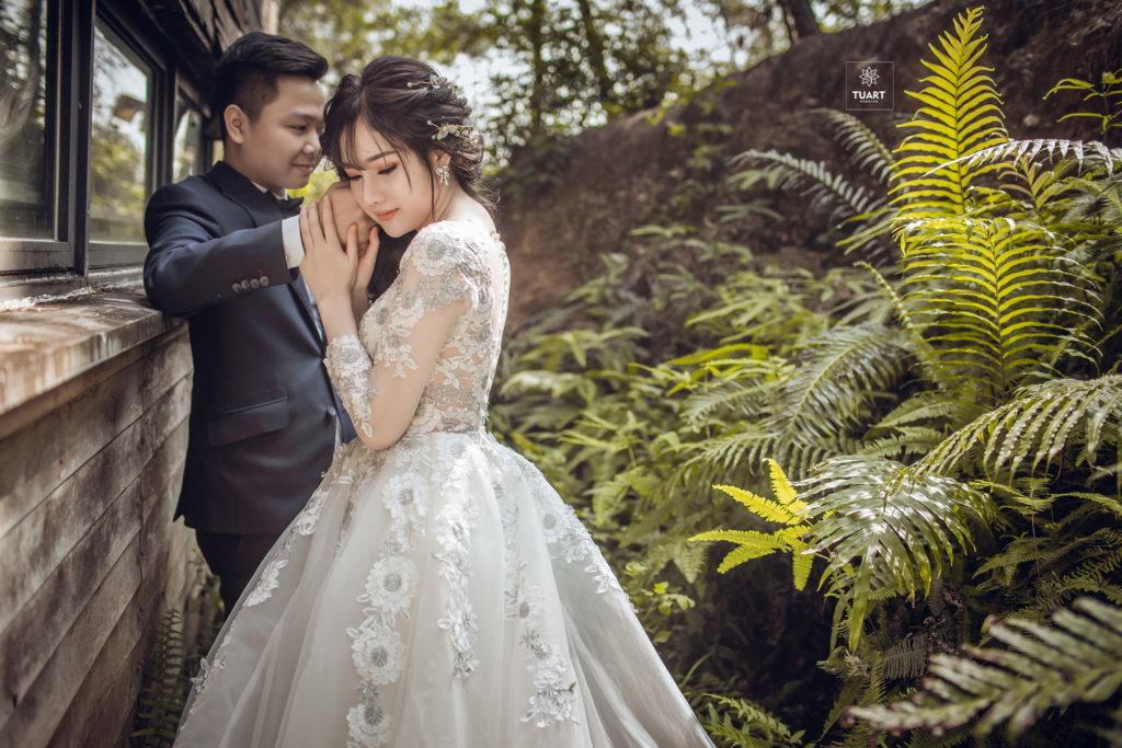 Album chụp ảnh cưới đẹp Hidden Villa – Sóc Sơn