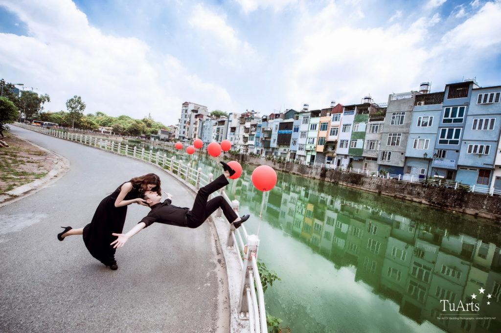 Album tại Smiley : Hiếu & Vân Anh - Album chụp ảnh cưới đẹp 26
