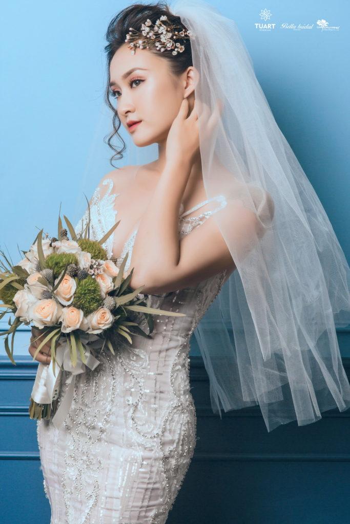 Album chụp ảnh cưới đẹp theo phong cách Hàn Quốc 26