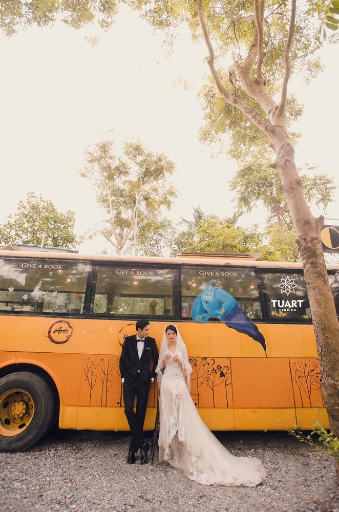 Album chụp ảnh cưới đẹp thành phố xanh Ecopark 26