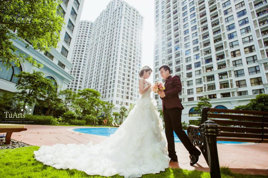 Album tại Smiley : Hiếu & Vân Anh - Album chụp ảnh cưới đẹp 27