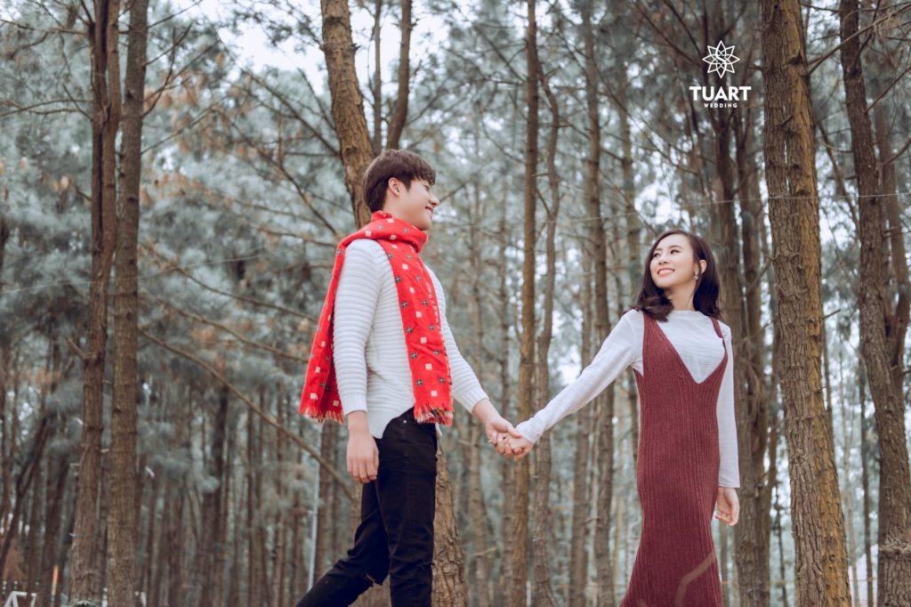 Album tại Đại Lải : An Tú & Thúy Kiều - Album chụp ảnh cưới đẹp 27