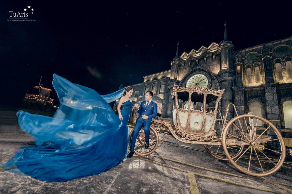 Album tại Smiley : Hiếu & Vân Anh - Album chụp ảnh cưới đẹp 28