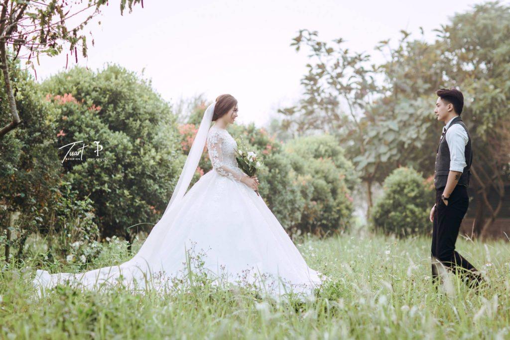 Album chụp ảnh cưới đẹp tại Biệt Thự Hoa Hồng 29
