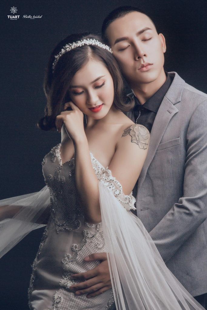 Album chụp ảnh cưới đẹp theo phong cách Hàn Quốc 29