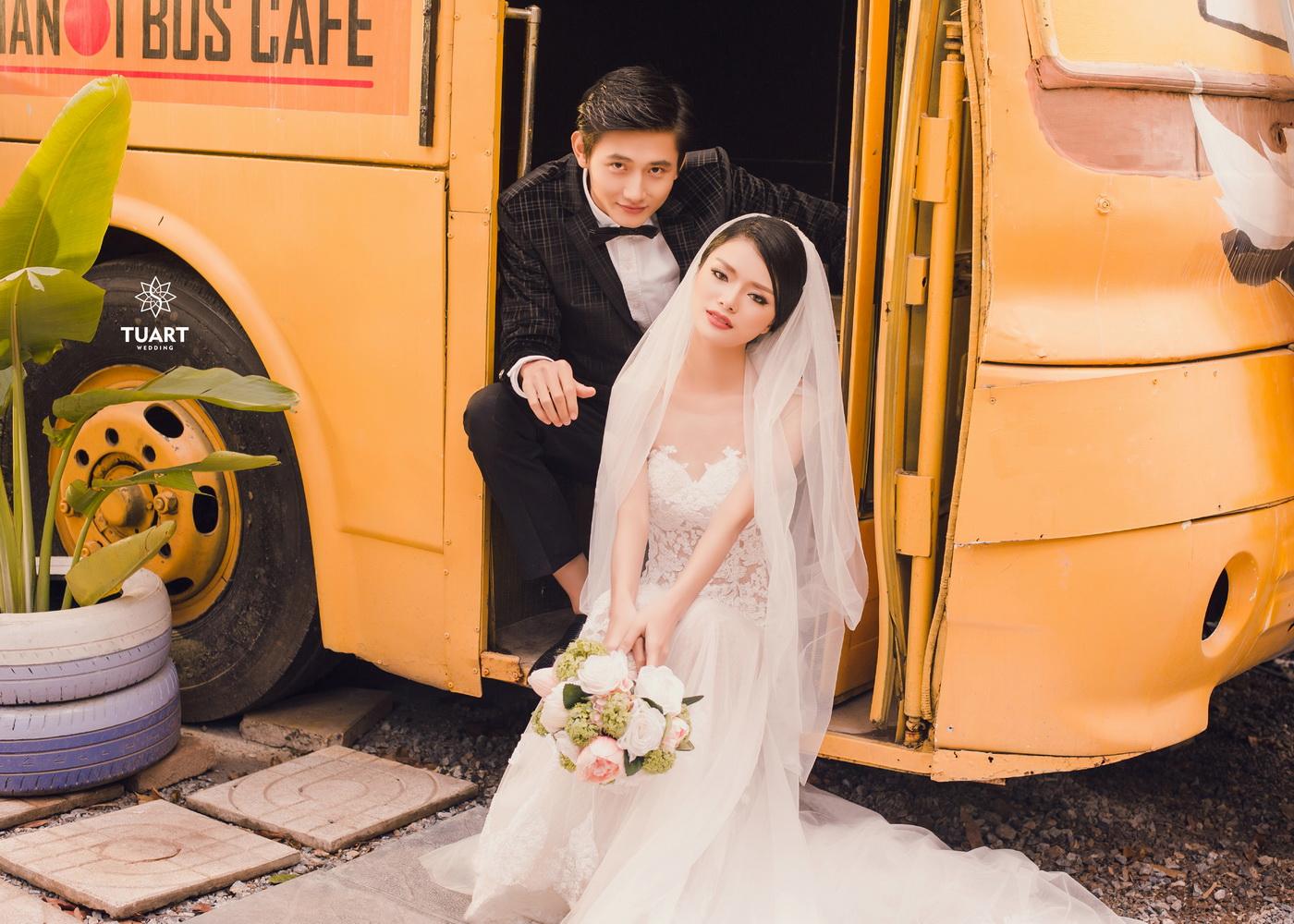 Album chụp ảnh cưới đẹp thành phố xanh Ecopark 29