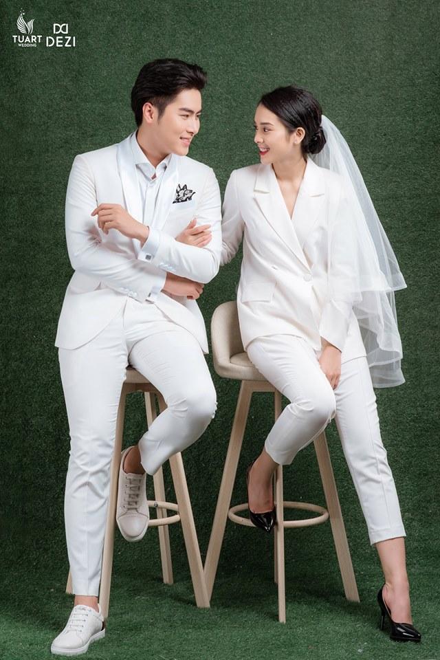 Album ảnh cưới Hàn Quốc tại Studio 14