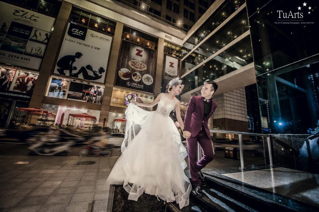 Album tại Smiley : Hiếu & Vân Anh - Album chụp ảnh cưới đẹp 3
