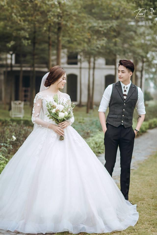 Album chụp ảnh cưới đẹp tại Biệt Thự Hoa Hồng 3