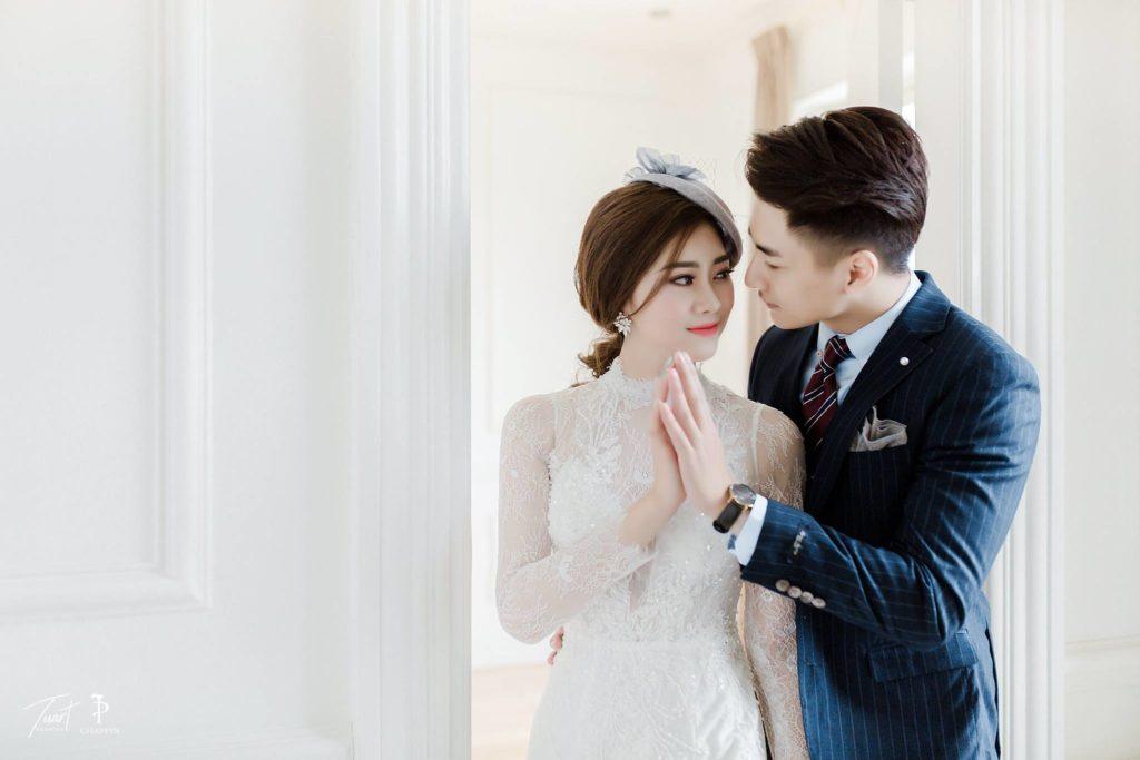 Album chụp ảnh cưới đẹp tại Biệt Thự Hoa Hồng 30