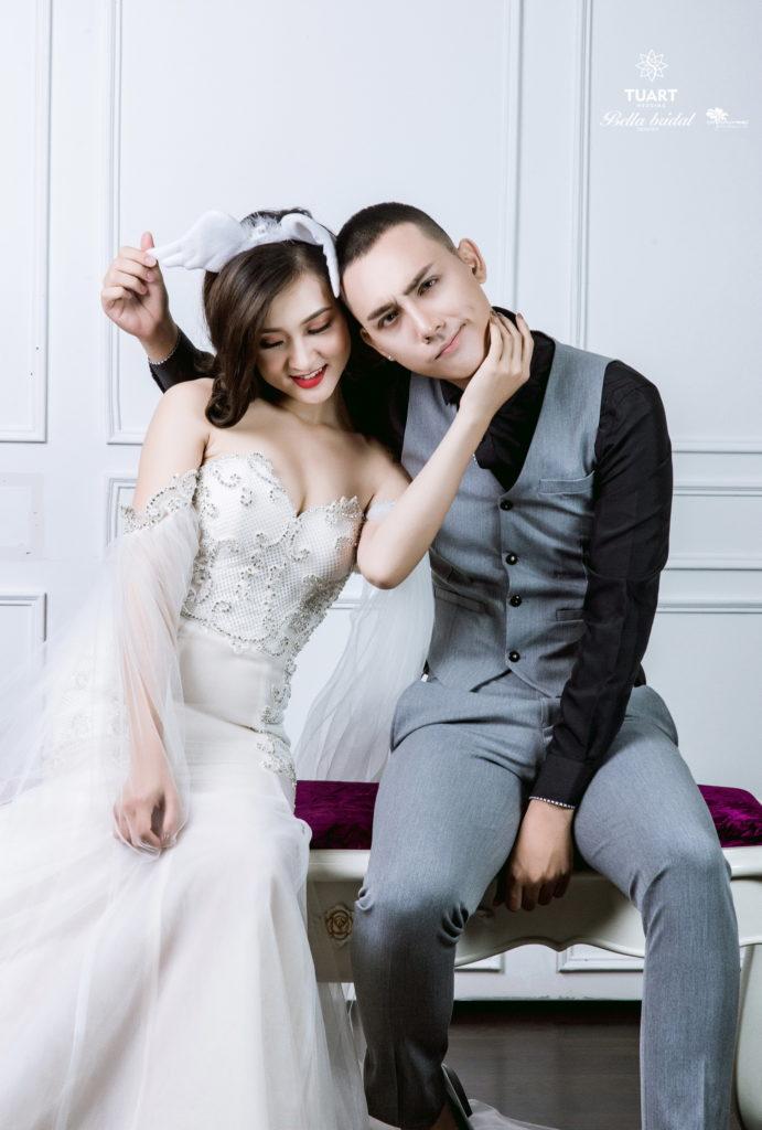 Album chụp ảnh cưới đẹp theo phong cách Hàn Quốc 30