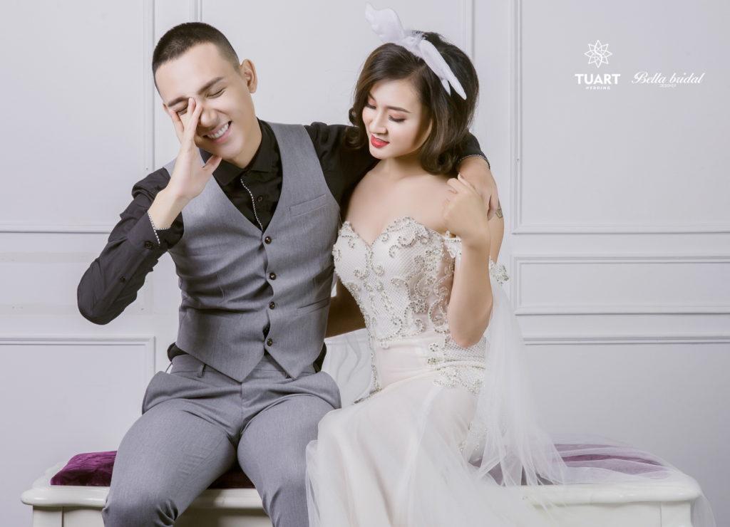 Album chụp ảnh cưới đẹp theo phong cách Hàn Quốc 31