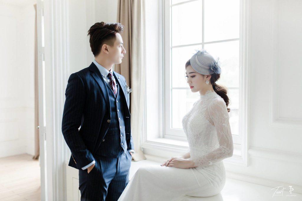 Album chụp ảnh cưới đẹp tại Biệt Thự Hoa Hồng 32