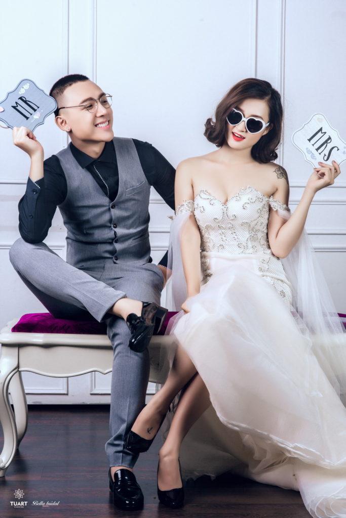 Album chụp ảnh cưới đẹp theo phong cách Hàn Quốc 32
