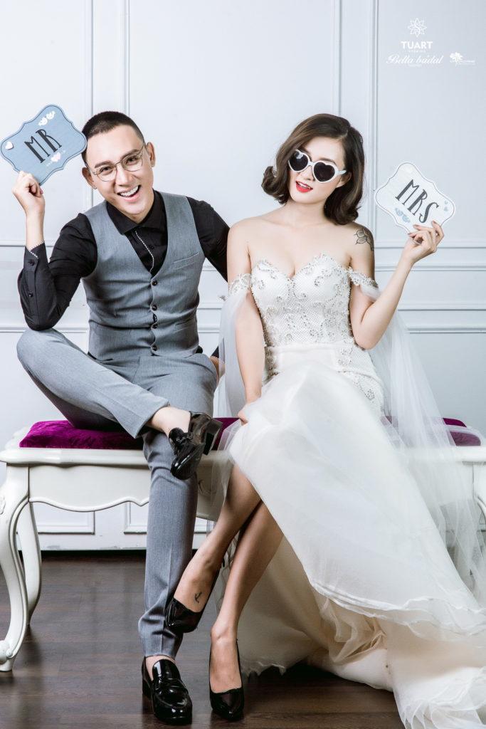 Album chụp ảnh cưới đẹp theo phong cách Hàn Quốc 33