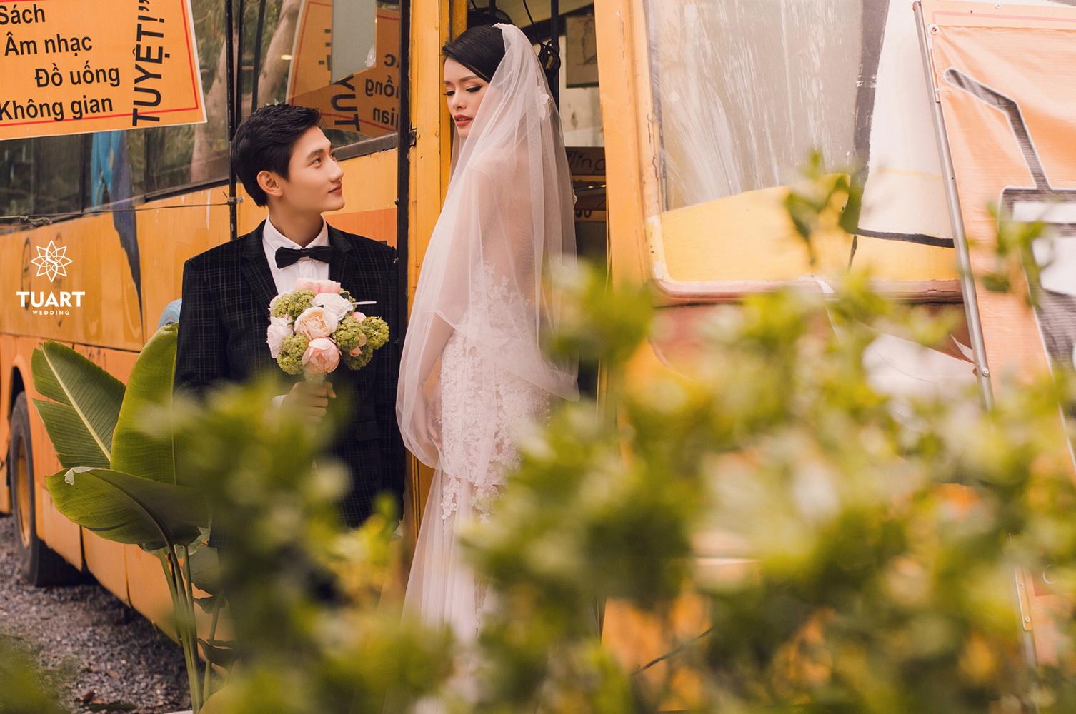 Album chụp ảnh cưới đẹp thành phố xanh Ecopark 33
