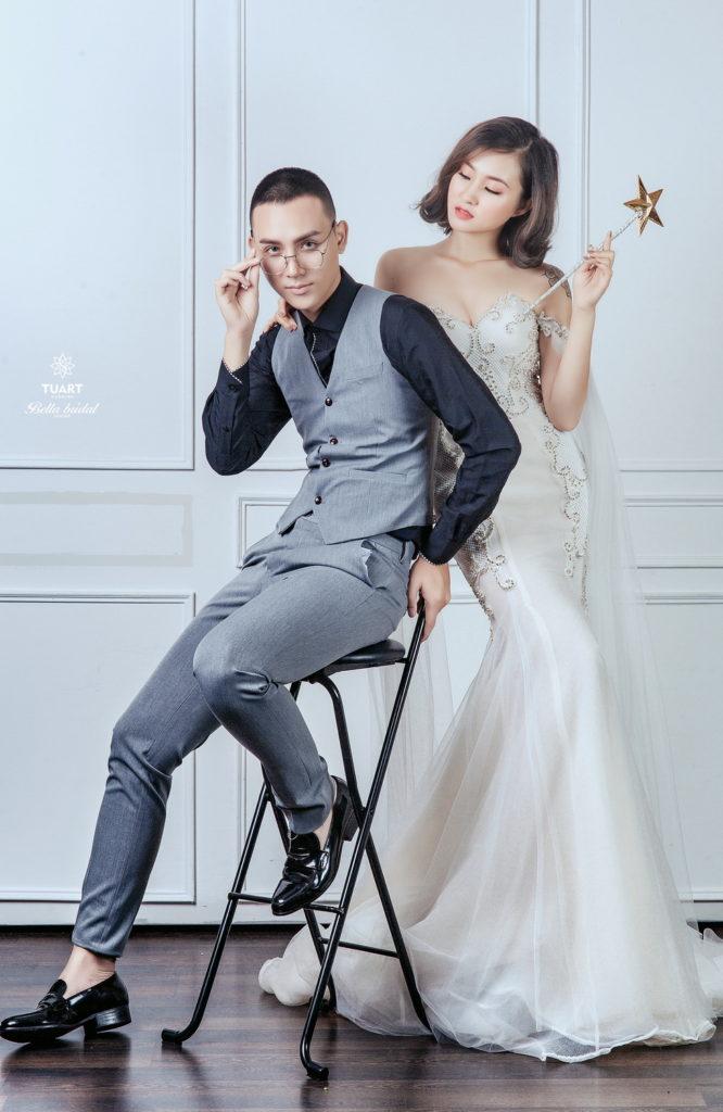 Album chụp ảnh cưới đẹp theo phong cách Hàn Quốc 34
