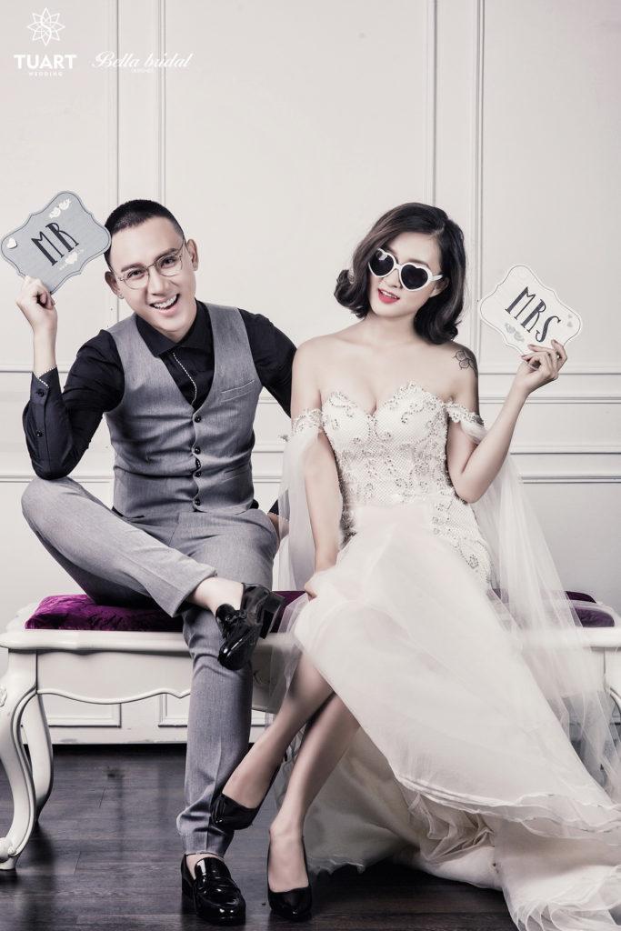 Album chụp ảnh cưới đẹp theo phong cách Hàn Quốc 36