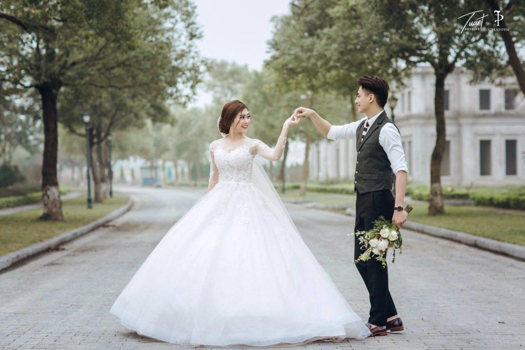 Album chụp ảnh cưới đẹp tại Biệt Thự Hoa Hồng 37