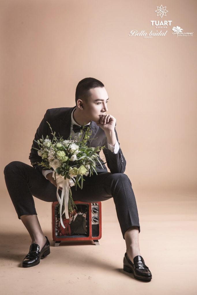Album chụp ảnh cưới đẹp theo phong cách Hàn Quốc 37