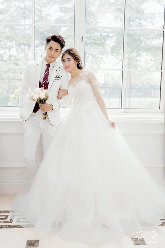 Album chụp ảnh cưới đẹp tại Biệt Thự Hoa Hồng 38