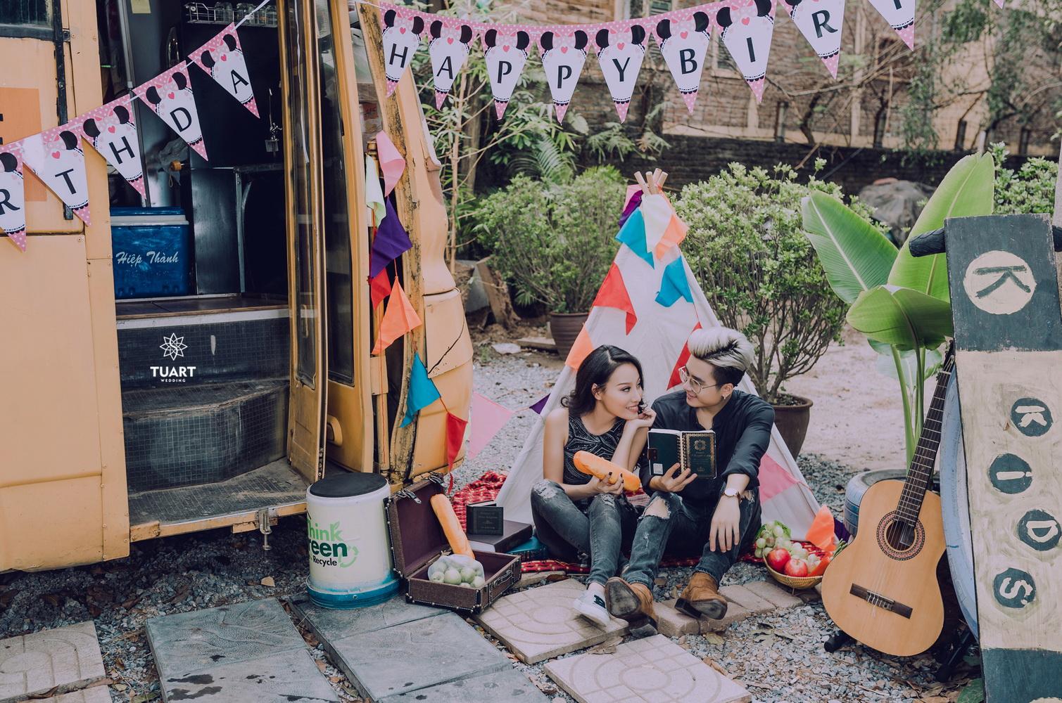 Album chụp ảnh cưới đẹp thành phố xanh Ecopark 38