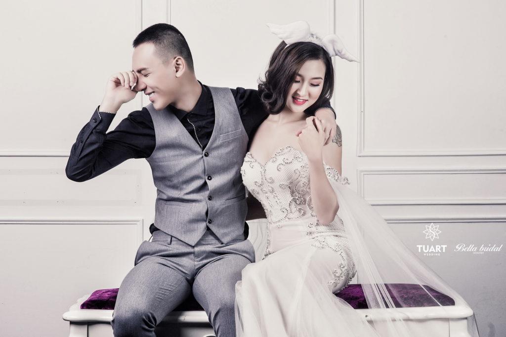Album chụp ảnh cưới đẹp theo phong cách Hàn Quốc 39