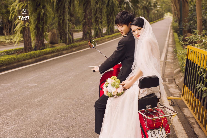 Album chụp ảnh cưới đẹp thành phố xanh Ecopark 39