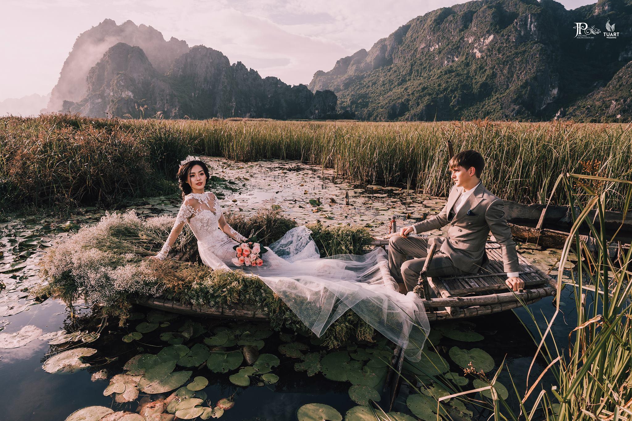 Album tại Ninh Bình Khánh Linh & Jeff Breuers – Album chụp ảnh cưới đẹp 4