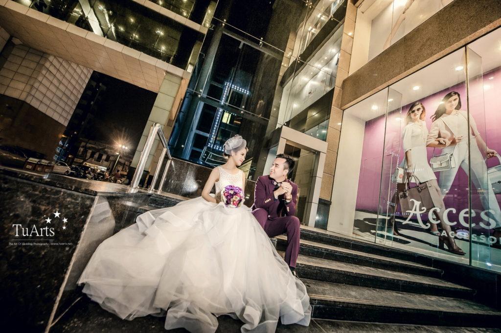 Album tại Smiley : Hiếu & Vân Anh - Album chụp ảnh cưới đẹp 4