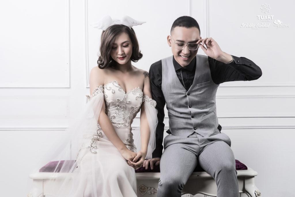 Album chụp ảnh cưới đẹp theo phong cách Hàn Quốc 40