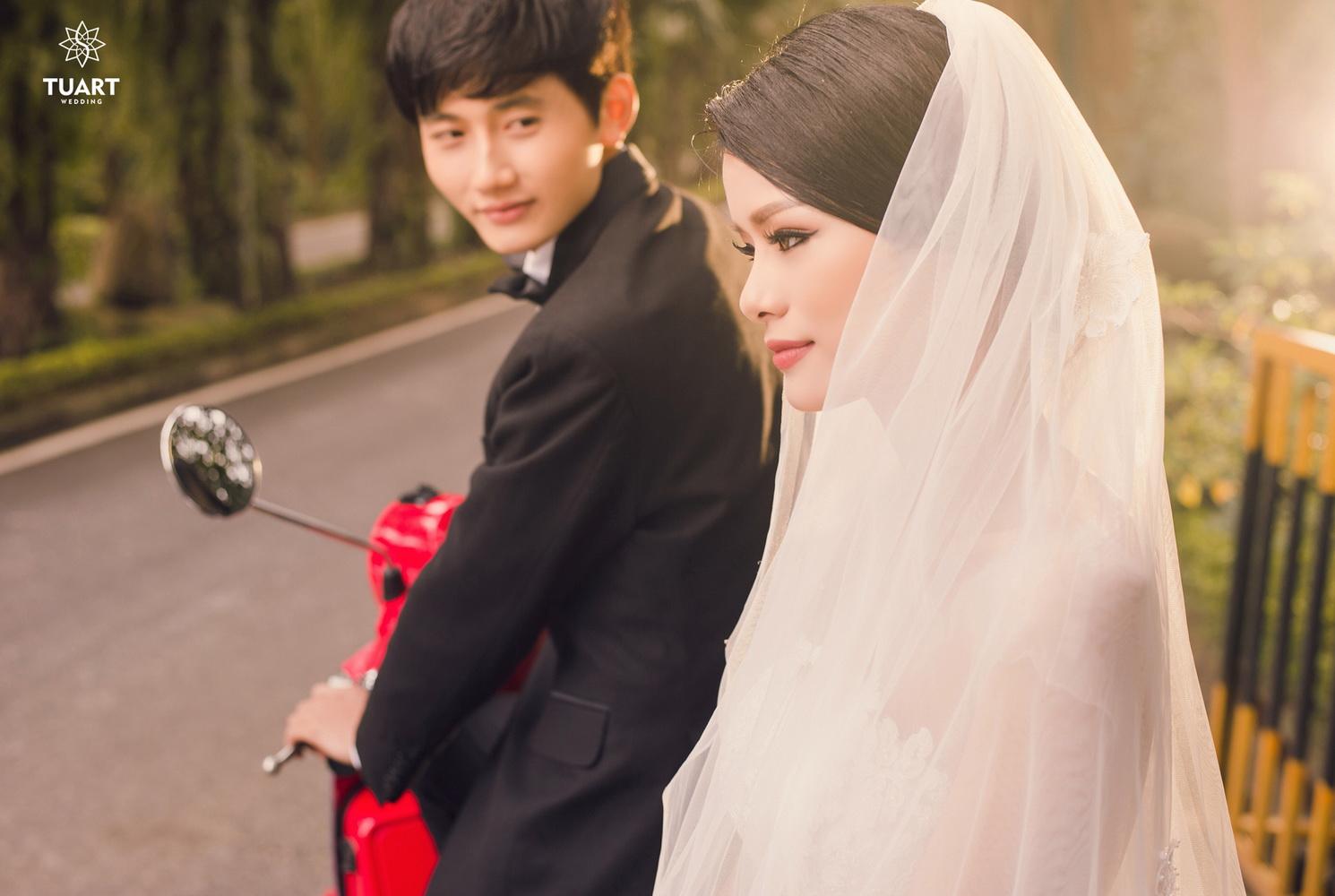 Album chụp ảnh cưới đẹp thành phố xanh Ecopark 40