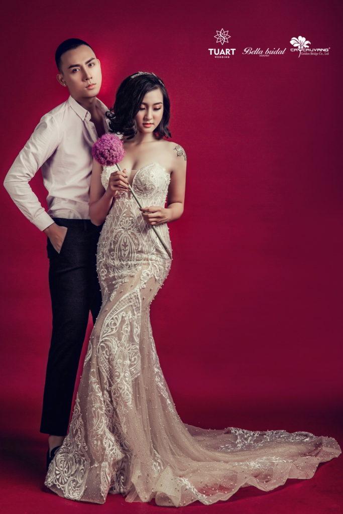 Album chụp ảnh cưới đẹp theo phong cách Hàn Quốc 41