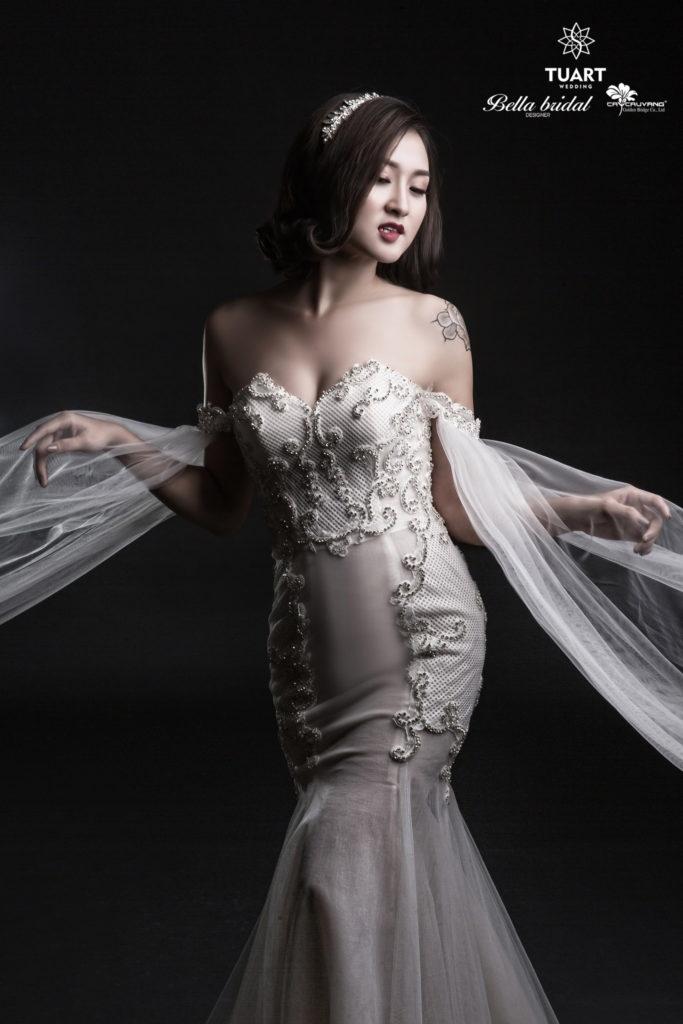 Album chụp ảnh cưới đẹp theo phong cách Hàn Quốc 47