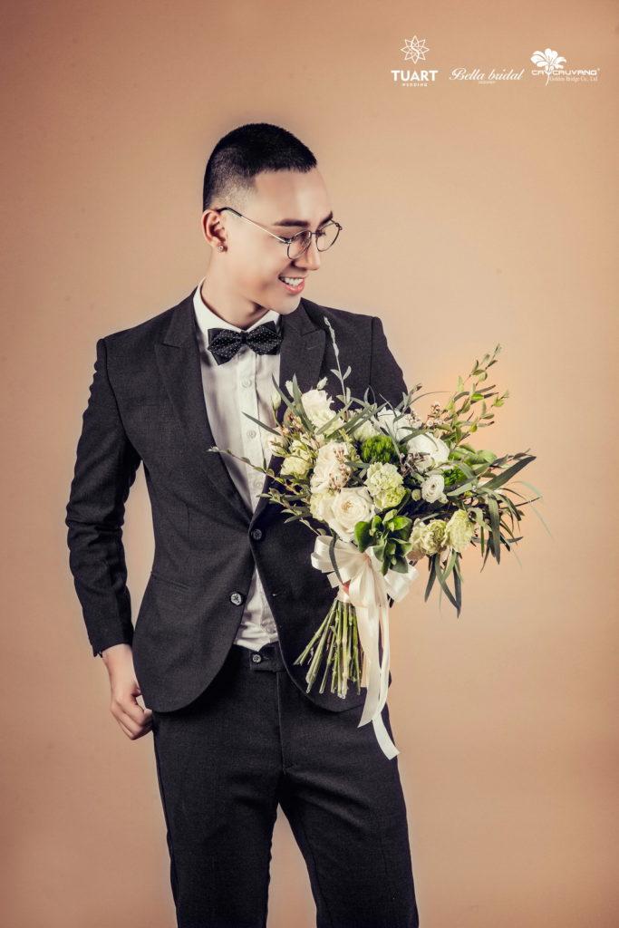 Album chụp ảnh cưới đẹp theo phong cách Hàn Quốc 48