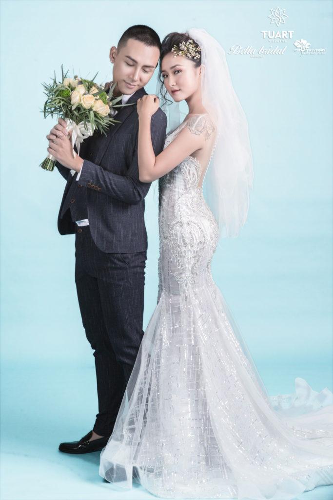 Album chụp ảnh cưới đẹp theo phong cách Hàn Quốc 49