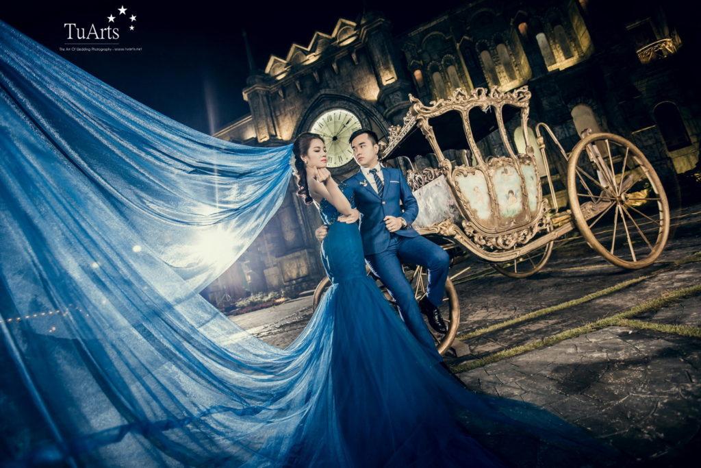 Album tại Smiley : Hiếu & Vân Anh - Album chụp ảnh cưới đẹp 5