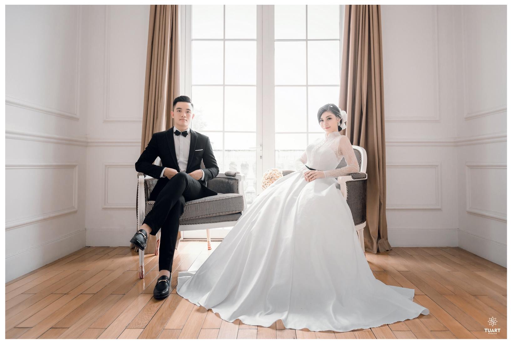 Album chụp ảnh cưới tại Biệt Thự Hoa Hồng : Tùng-Hường 5