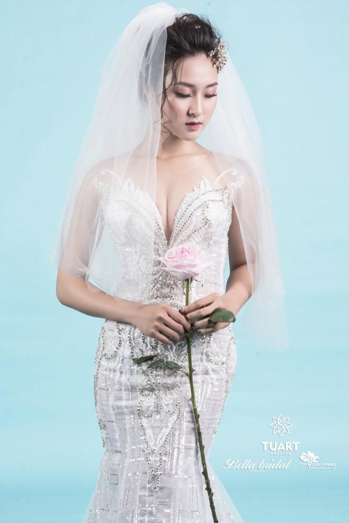 Album chụp ảnh cưới đẹp theo phong cách Hàn Quốc 52