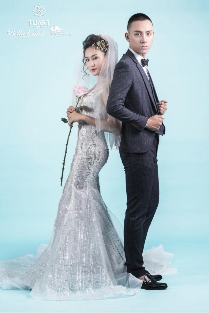 Album chụp ảnh cưới đẹp theo phong cách Hàn Quốc 53