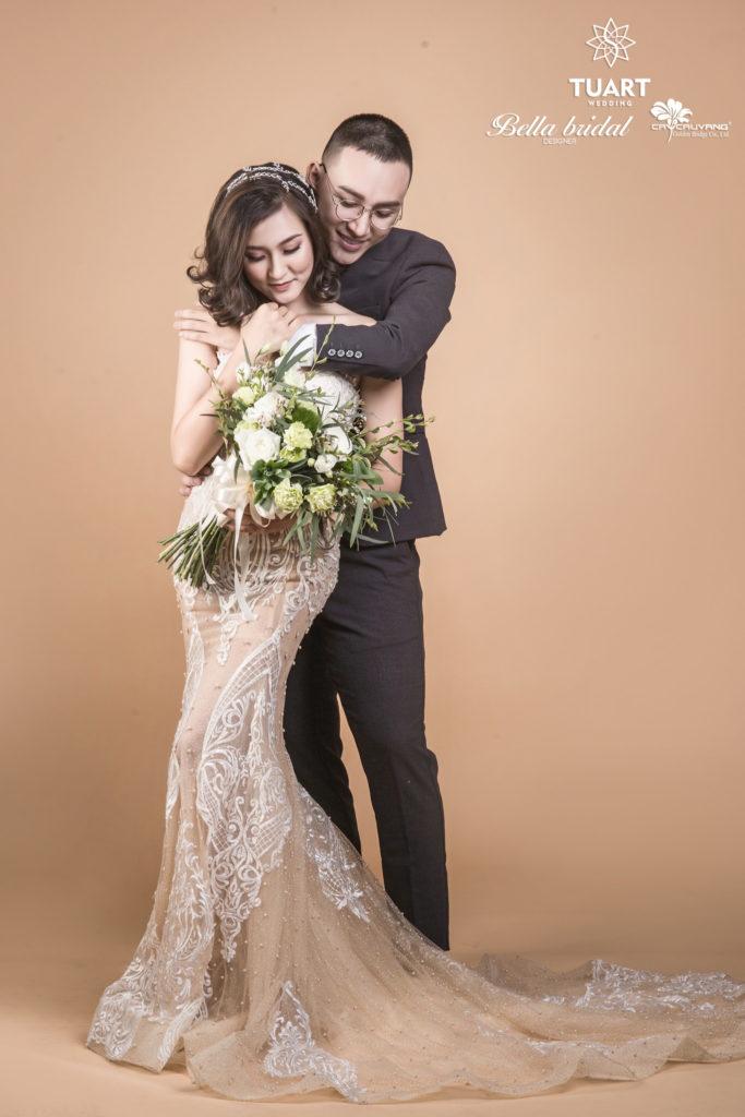 Album chụp ảnh cưới đẹp theo phong cách Hàn Quốc 55