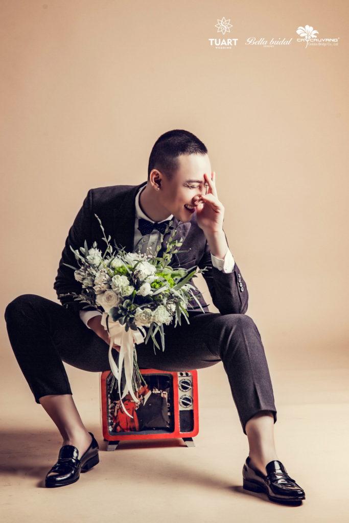 Album chụp ảnh cưới đẹp theo phong cách Hàn Quốc 57