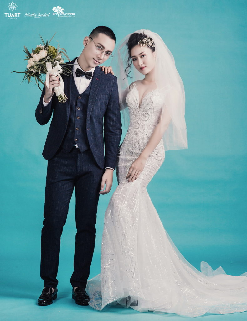 Album chụp ảnh cưới đẹp theo phong cách Hàn Quốc 58