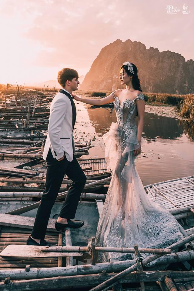 Album tại Ninh Bình Khánh Linh & Jeff Breuers – Album chụp ảnh cưới đẹp 6