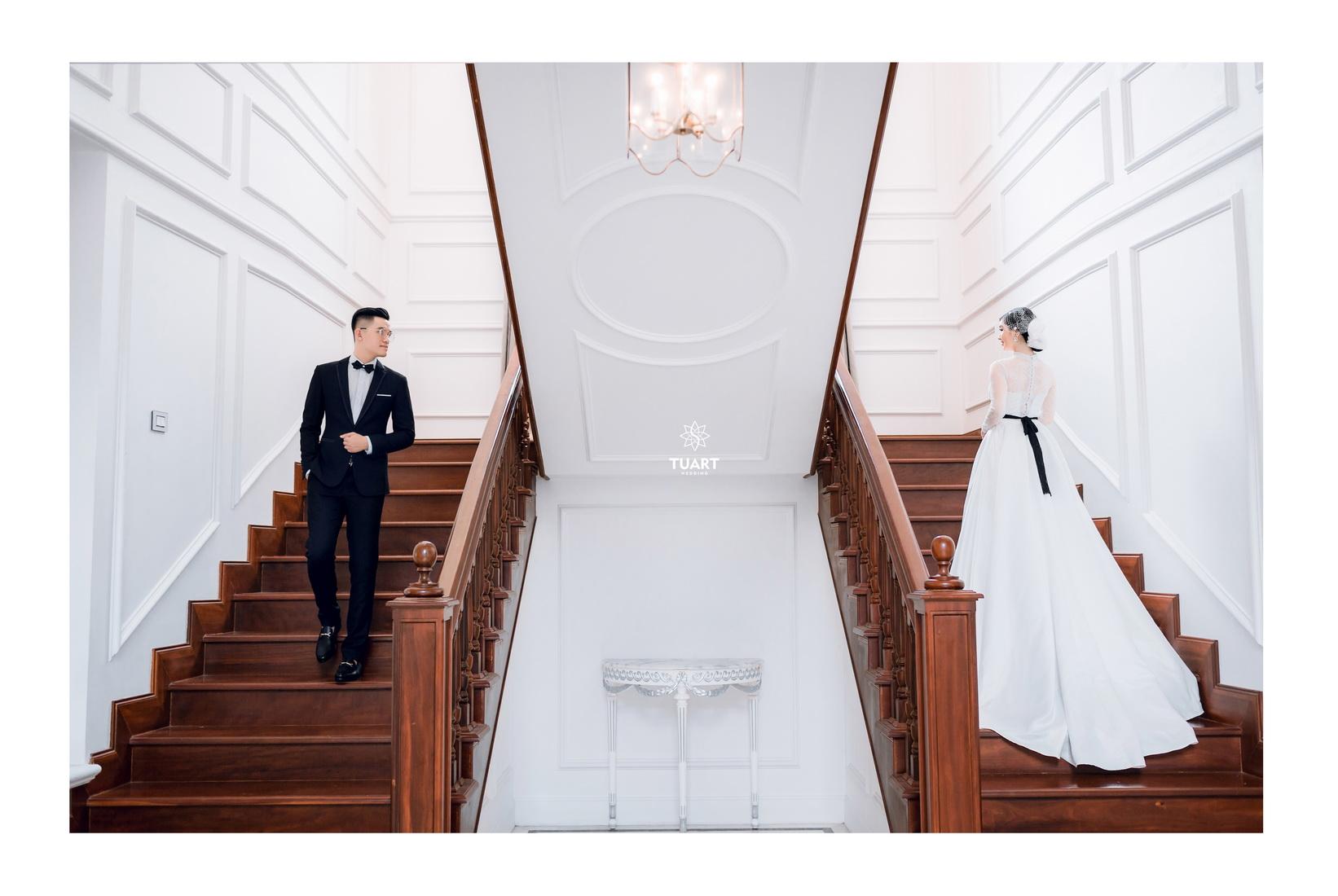 Album chụp ảnh cưới tại Biệt Thự Hoa Hồng : Tùng-Hường 6