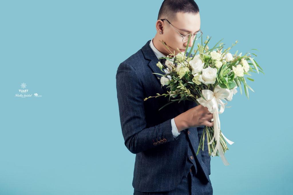 Album chụp ảnh cưới đẹp theo phong cách Hàn Quốc 6